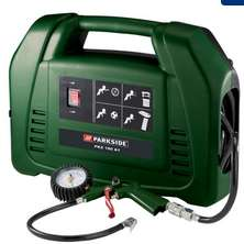 Compresseur Parkside 1100W, 8 bars, 180L/min