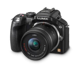 Appareil photo hybride Panasonic Lumix G5 + Objectif 14-42mm