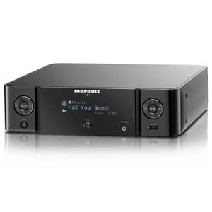 Mini-chaîne hifi Marantz M-CR510 - DNLA, Radio internet, AirPlay, 2x60W