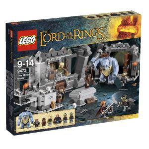 Jeu de construction Lego Le Seigneur des Anneaux 9473 Les Mines de la Moria