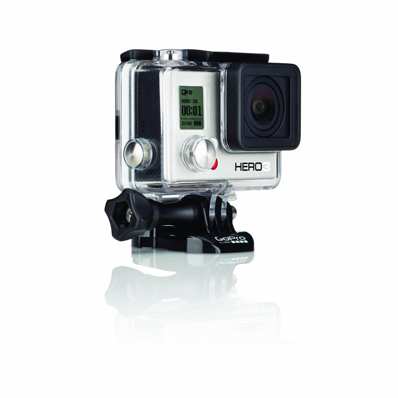 caméra GoPro HERO3 White (Édition 2014)  5 Mpix USB Wi-Fi