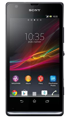 Smartphone Sony Xperia SP 4G avec forfait sans engagement (ODR 50€)