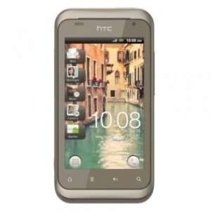 Smartphone HTC Rhyme hourglass Android livré avec dock + housse