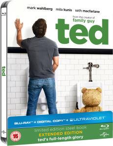 Ted (Blu-ray) Edition Steelbook