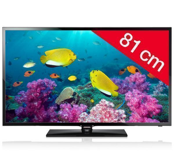 "TV LED 32"" Samsung UE32F5000 - 100Hz"