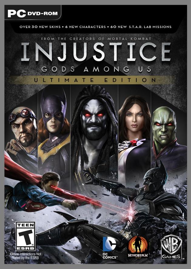 Jeu PC Injustice: Gods Among Us Ultimate Edition (Dématérialisé)