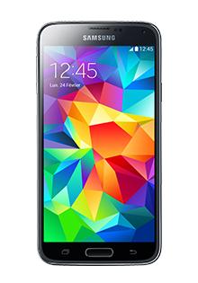Smartphone Samsung Galaxy S5 avec forfait carré 8 Go à 52.99€/mois pendant 2 ans (Avec ODR de 100€)