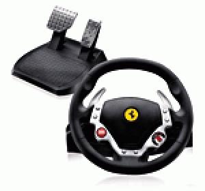 Volant de course PC/PS3 Thrustmaster Ferrari F430 FFB