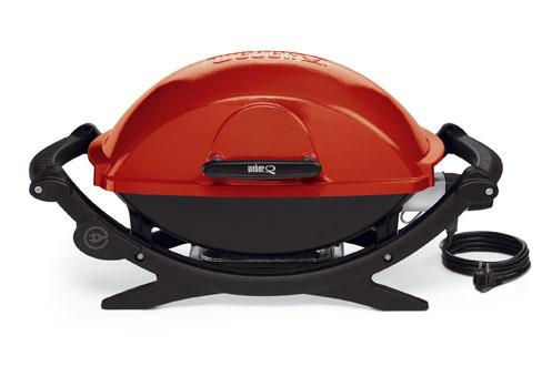 Barbecue électrique Weber Q240 - Rouge