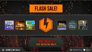 PS Store Flash Sale : 30 Jeux PS3 / PS Vita (Braid, Crash Bandicoot, Super Stardust HD...), l'unité