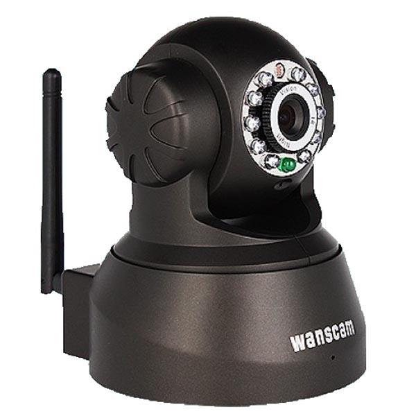 Caméra IP Wi-fi Wanscam JW0008 - Vision nocturne, détection des mouvements