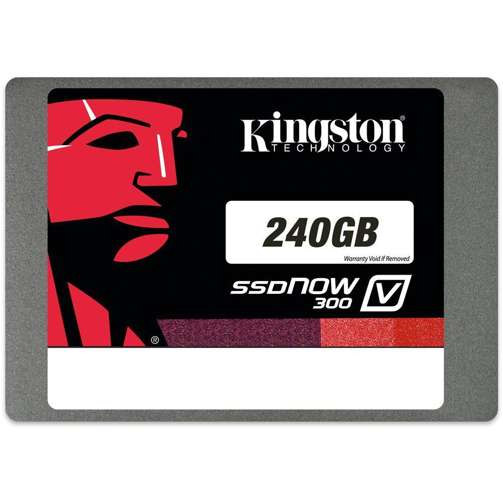 "SSD 2.5"" Kingston Technology SSDNow V300 240 Go"