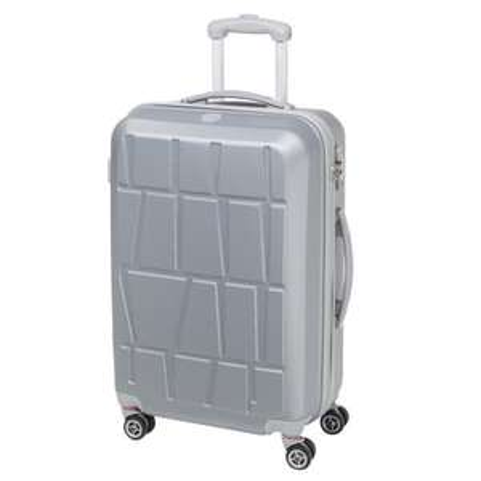 Valise trolley city bag 60cm 4 roues doubles