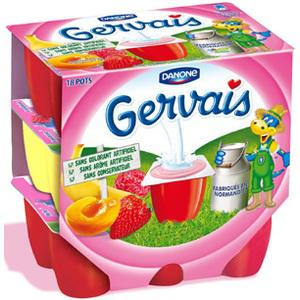 Pack 18 petits suisses Gervais