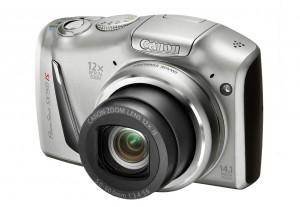Appareil photo CANON PowerShot SX150 IS argent