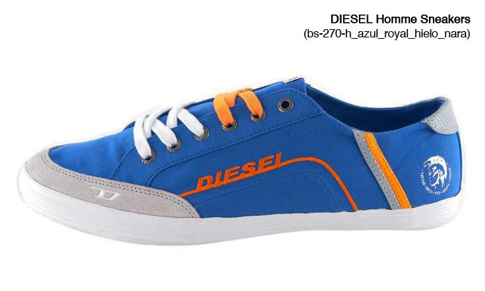 Chaussures en toile Diesel