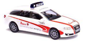 Ambulance miniature (1:87) Audi A6