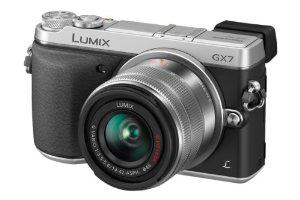 Appareil photo hybride Panasonic Lumix GX7 + G. Vario 14-42mm f/3.5-5.6 ASPH