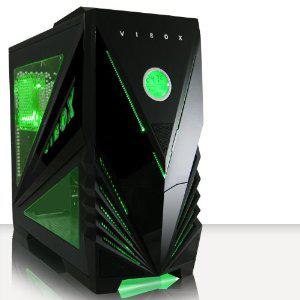 PC Gaming Vibox - Intel i5 4670K, 16 Go RAM 1600MHZ, 1To HDD, Nvidia Geforce GTX 760