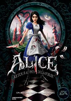 Jeu PC Alice Retour au Pays de la Folie (Dématérialisé - Origin)