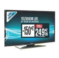 "Télévision 40"" Aya A40CD4001 - Full HD"