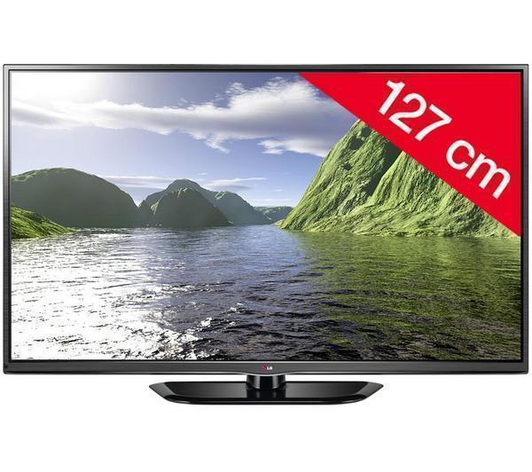 """TV  LG 50PN6500  50"""" Plasma Full HD"""