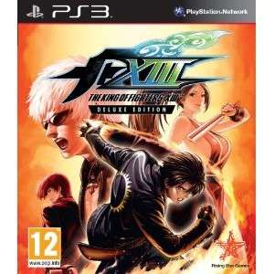 The King Of Fighter XIII Edition De Luxe PS3 et Xbox 360
