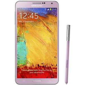 Smartphone Samsung Galaxy Note 3 32Go - Rose