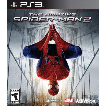 [Précommande] Jeu PS3 The Amazing Spider Man 2