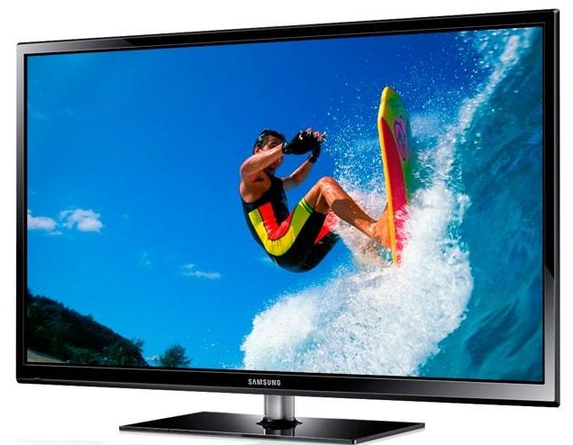 "TV Samsung 51"" PS 51F4900 - 129cm, Plasma, 3D"
