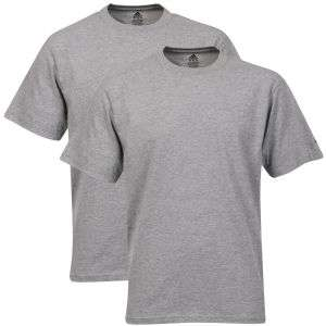 2 T-shirts Adidas gris ( XL uniquement )