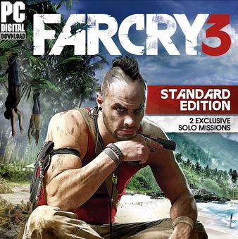 Jeu PC Far Cry 3 (Dématérialisé)