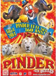 Entrée Cirque Pinder