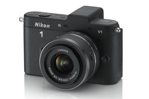 Appareil photo hybride Nikon 1 V1 + 10-30 MM