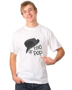 T-shirt Michael Jackson (Uniquement en taille M)