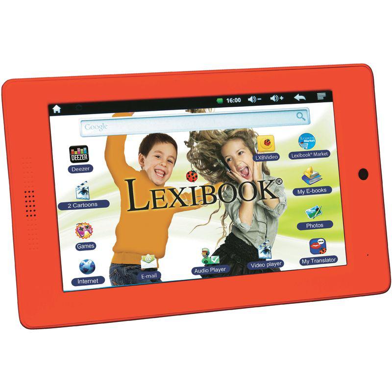 """Tablette 7"""" Lexibook Tablet master 2"""