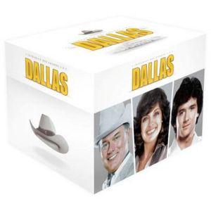 Coffret DVD L'intégrale de Dallas
