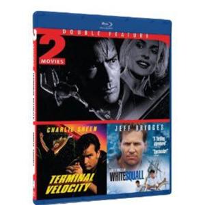 Coffret 2 Blu-rays Terminal Velocity + White Squall