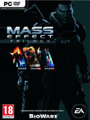 Jeu PC Mass Effect Trilogy