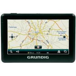 "GPS Auto Europe 4.3 "" Grundig DP1 - cartes à vie"