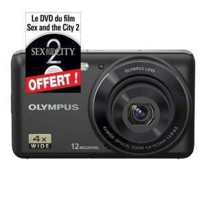 Appareil photo OLYMPUS VG150 + Le DVD Sex and the city 2