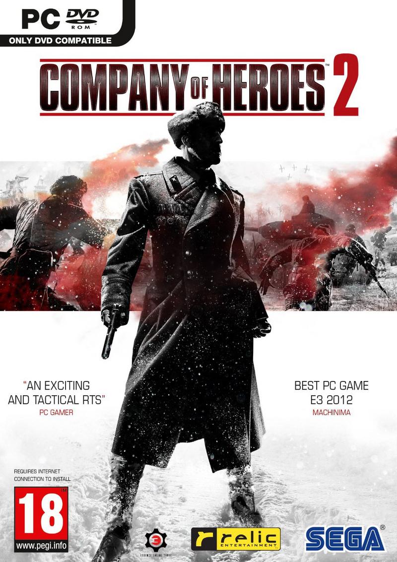 Jeu PC Company of Heroes 2 Digital Collector's Edition (dématérialisé)