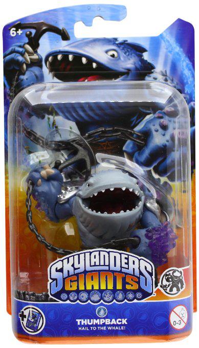 Figurines Skylanders Giant