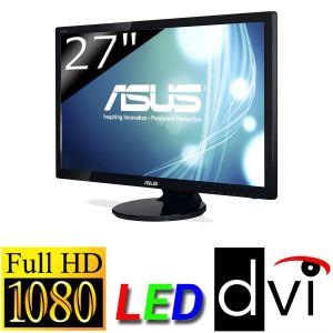"Ecran 27"" Asus VE278N - Full HD, DVI-D et VGA"