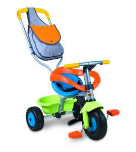 Tricycle Smoby Be Fun Confort mixte