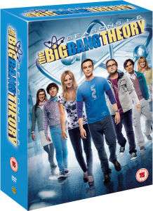 Coffret DVD The Big Bang Theory - Saisons 1 à 6 (Seulement en anglais)