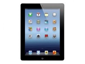Apple iPad 3 Wi-Fi + 4G  16 Go - noir