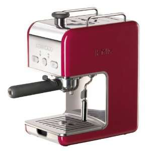 Cafetière Kenwood ES021 kMix Rouge 15 bars