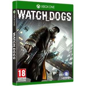 Watch Dogs + 2 DLC sur Xbox One, PS4...