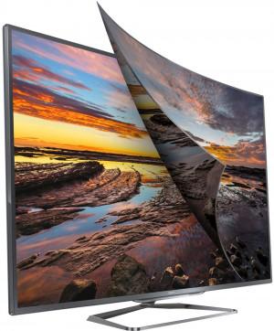 """Télévision 65"""" Philips 65PFL9708S 4K Ultra HD (Avec ODR 500€)"""